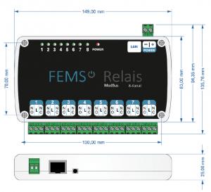 FENECON Energie Management System Relais
