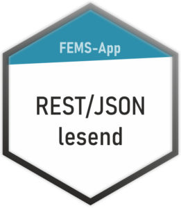 FEMS-App REST-JSON lesend